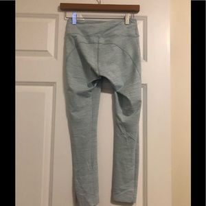 Outdoor Voices Pants & Jumpsuits - Outdoor Voices TechSweat 7/8 ICE BLUE Small